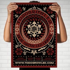 Bolso Logo TodoGrowLed