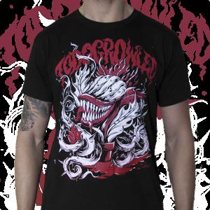 Carnivorous plant t-shirt