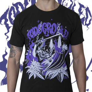 Camiseta murciélago Evolution